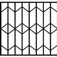 Кованая решетка 2