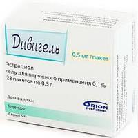 Продам Дивигель гель 0.1% 1г №28, Орион (Финляндия)