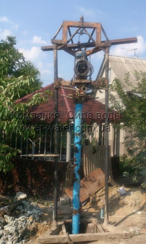 Пробить скважину на воду в Харькове и Харьковской области