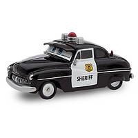 Машинка Шериф Тачки Sheriff Die Cast Car Оригинал Дисней