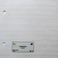 Рулонные шторы Одесса Ткань Румба Белый