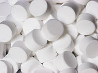 Таблетированная соль Славянск, Европа в мешках по 25 кг