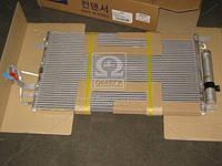 Конденсор кондиционера TUCSON, SPORTAGE (производитель PARTS-MALL) PXNCA-077