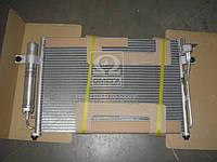 Конденсатор кондиционера HYUNDAI Getz (производитель PARTS-MALL) PXNCA-078