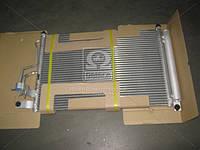 Конденсатор кондиционера HYUNDAI ACCENT (производитель PARTS-MALL) PXNCA-085
