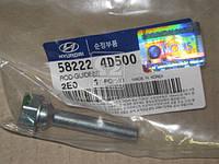 Направляющая заднего суппорта нижняя (производитель Mobis) 582224D500