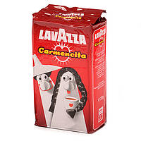 "Итальянский кофе Lavazza Карменчита ""Carmensita"" Лавацца молотый 250г,Италия 50%\50% арабика\робуста"