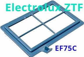 Electrolux Ergoeasy ZTF 7610…7660, ZTI 7610…7671 выпускной hepa фильтр EF75C для пылесоса Электролюкс циклон