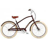 "Велосипед 26"" ELECTRA Townie Balloon 3i Men's Brown metallic"