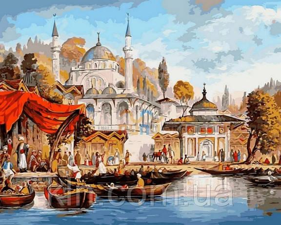 Картина за номерами Babylon Стамбул VP486 40 х 50 см