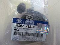 Ремкомплект суппорта переднего (производитель Mobis) 58102M3A10