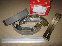Колодка тормозная баробанного HYUNDAI GETZ заднего (производитель TRW) GS8737