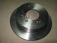 Диск тормозной HYUNDAI ELANTRA заднего (производитель TRW) DF4923
