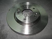 Диск тормозной HYUNDAI ELANTRA передний, вентилируемый(производитель TRW) DF4922