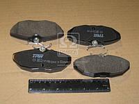 Колодка тормозная JAGUAR заднего (производитель TRW) GDB1398