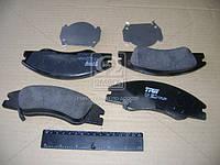 Колодка тормозная KIA CERATO передний (производитель TRW) GDB3367