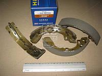 Колодка тормозная баробанного KIA SEPHIA 1.5, 1.8 97-00 заднего (производитель SANGSIN) SA053