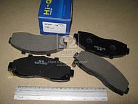 Колодка тормозная KIA PREGIO 2.7D 96-98 передний (производитель SANGSIN) SP1091