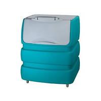 Бункер для хранения льда 240 PE*G-TM+SPLIT