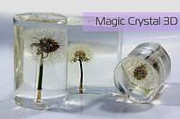 Прозрачная эпоксидная смола Magic Crystal 3D Меджик Кристал (уп. 160 г)