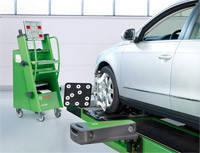 3D Стенды регулировки развал-схождения колес Bosch FWA 4630
