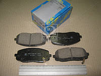 Колодка тормознаяпередние Hyundai i10 08-/Kia picanto 04- (производитель MK Kashiyama) D11154M