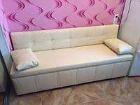 Стильный диван на кухню со спальным местом Винтаж