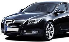 Фаркопы на Opel Insignia (c 2008--)