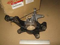 Цапфа передняя правая Kia Soul 08- (производитель Mobis) 517162K000