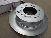 Диск тормозной задний (производитель Mobis) 584113E500