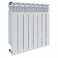 Радиатор биметаллический Bitherm 80 500*80 Крутим секции. Надежная упаковка. Быстрая доставка.