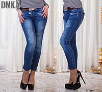 Модные женские джинсы Дж 0775 гл