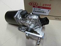 Двигатель стеклоочистителя лобового стек (производитель Mobis) 981102F000