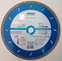 Алмазный диск для резки армированного бетона Distar Extra Turbo 230x2,6x10x22,23