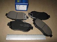 Колодка тормозная LEXUS GS, IS передний (производитель SANGSIN) SP1386
