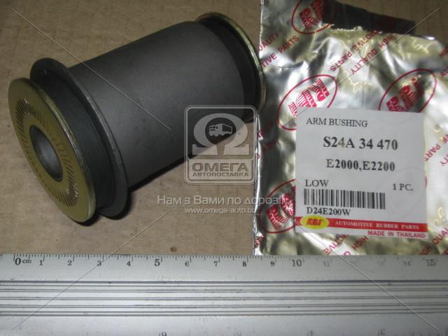 Сайлентблок рычага MAZDA передний нижний  (пр-во RBI)