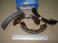 Колодка тормозная баробанного MAZDA 323, MAZDA3 (производитель MK Kashiyama) K3356