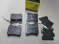 Колодка тормозная MERCEDES-BENZ VITO (производитель Bosch) 0 986 494 000