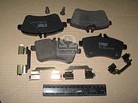Колодка торм. MB A-CLASS передн. (пр-во TRW) GDB1628