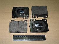 Колодка тормозная MB S-CLASS передний (производитель TRW) GDB264