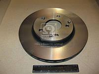 Диск тормозной MB CLC-CLASS передний, вентилируемый(производитель TRW) DF4180
