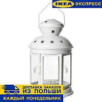 Фонарь для формовой свечи РОТЕРА ИКЕА (Икея/Ikea)