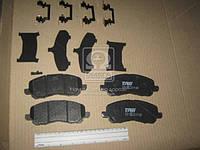 Колодка тормозная MITSUBISHI OUTLANDER передний (производитель TRW) GDB4142