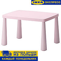 Стол детский МАММУТ ИКЕА (Икея/Ikea)