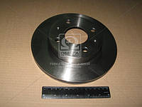 Диск тормозной NISSAN, передний, вентилируемый(производитель TRW) DF4019