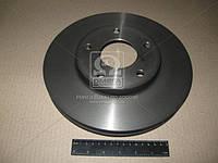 Диск тормозной NISSAN, передний, вентилируемый(производитель TRW) DF4316