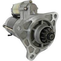 Стартер на John Deere 450D, 600C, 650D, 800C, 850D двигатель ISUZU 6WF1 CXZ51K. M9T80971, 1811003413.
