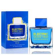 Antonio Banderas Electric Seduction Blue For Men туалетная вода 100 ml. (Электрик Седакшн Блу Фор Мен), фото 2