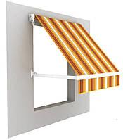 Маркизы балконные витринные оконные