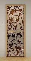 Дверь для сауны ВЕРСАЛЬ ALDO 790х1990 мм, фото 1
